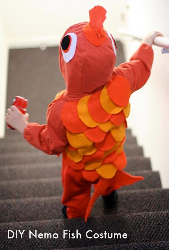 Pinterest the world s catalog of ideas for Baby fish costume
