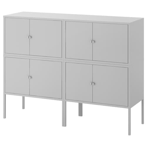 Brimnes Cabinet With Doors White 30 3