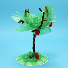 Harvest Fuzzy Stick Apple Tree