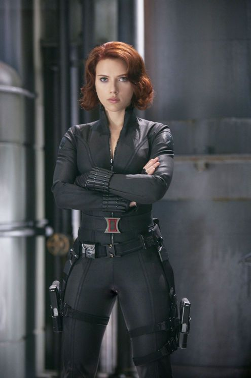 Black Widow Character, played by Johansson