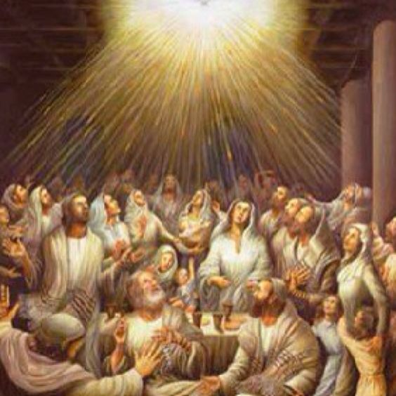 the day of pentecost acts 2