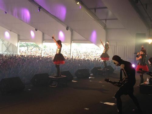 """""""helloivy:  2013.8.4 ROCK IN JAPAN FESTIVAL 2013 茨城・国営ひたち海浜公園  """""""