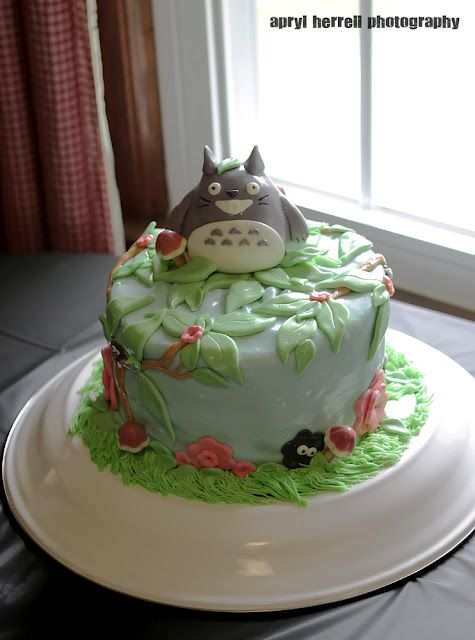 It's Totoro!