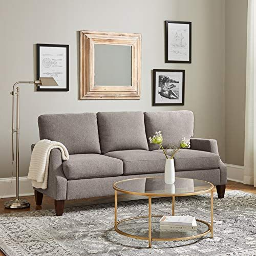 Ravenna Home Parker Round Shelf Storage Coffee Table With Images