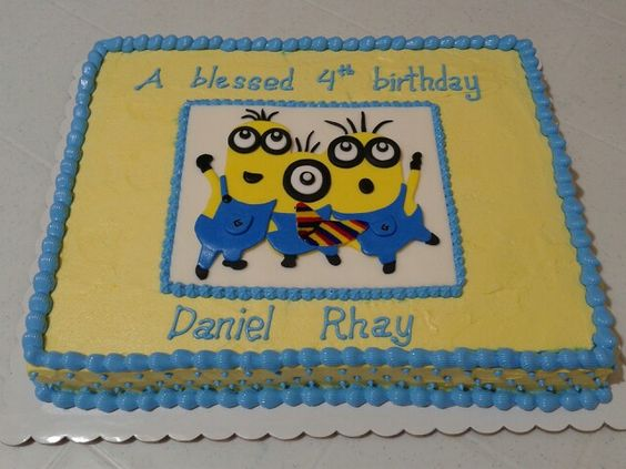minion template for cake - pinterest the world s catalog of ideas