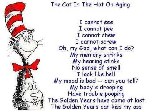 Dr Seuss Birthday Poems Funny