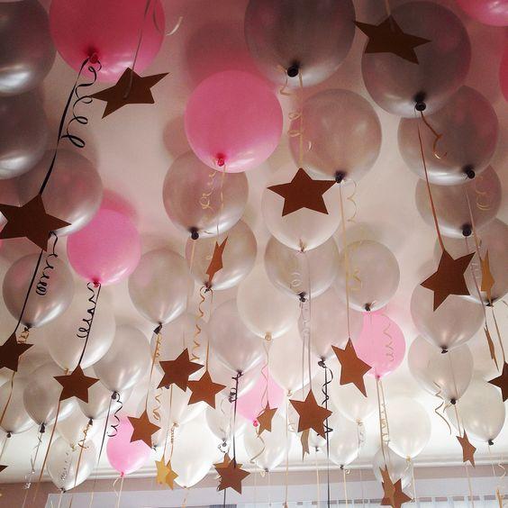 Pinterest the world s catalog of ideas for Balloon arrangement ideas