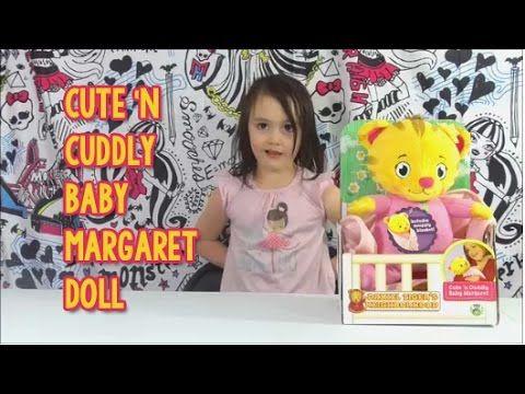 Cute N Cuddly Baby Margaret Doll From Daniel Tiger S
