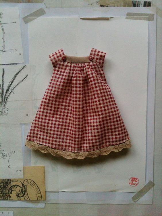 Moshi moshi studio - clothes for Blythe