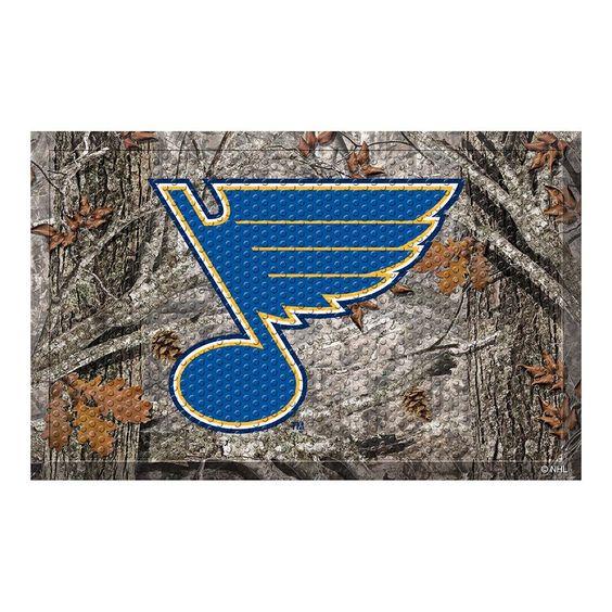 St. Louis Blues NHL Scraper Doormat (19x30)