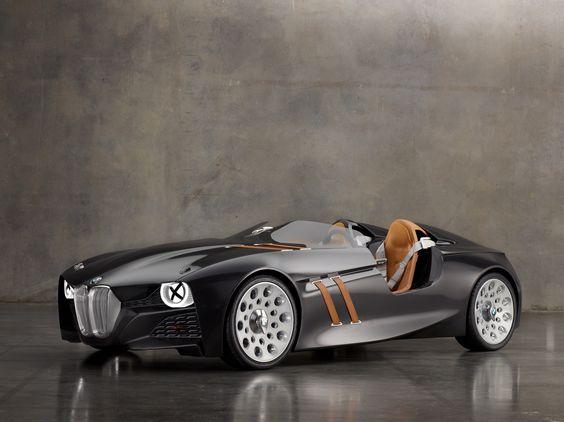 BMW 328 Concept Car: