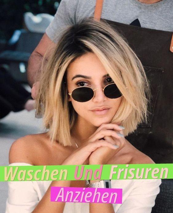 Kurze Haare Frisuren 2021 2021 In 2020 Spring Hair Color Spring Hairstyles Hair Color