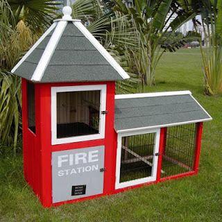 El blog de los conejos enanos fotos de adorables casas - Casas para conejos enanos ...
