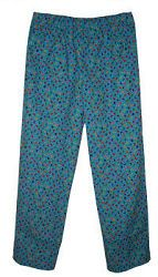 Pajama Pants Free Pattern and Assembly Instructions Page 2