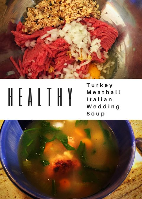 Can a Healthy Relationship Exist in a Marriage...Italian Wedding Soup