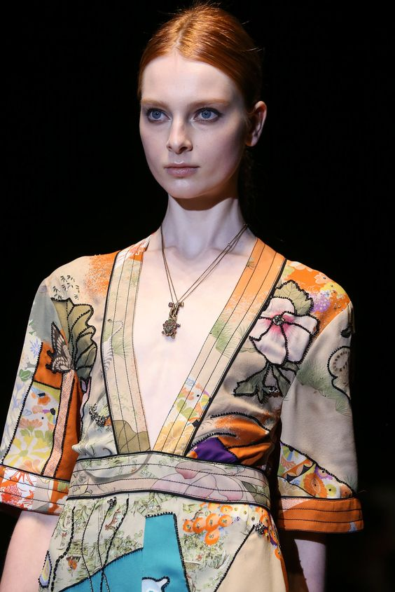 Gucci | Spring 2015 | Ready-to-Wear