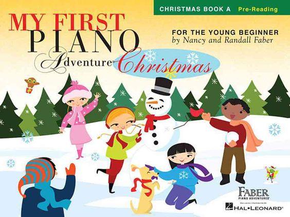 Christmas: Christmas Book A, Pre-Reading