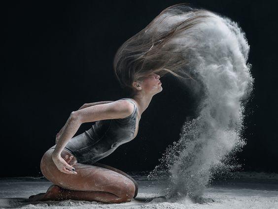 A dança em momentos explosivos