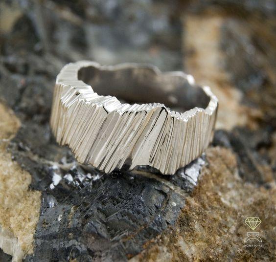 anillo falla,plata 925