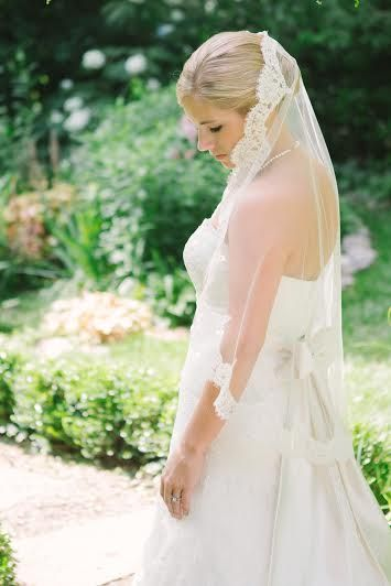 Congrats to one of our darling brides, Tayloe!Do you need a bridal gown for your wedding day? Visit us online www.idobridalathens.com