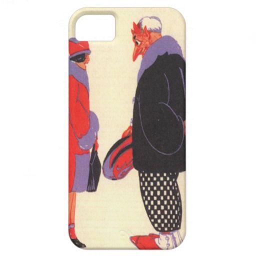 Krampus  Date iPhone 5 Cases
