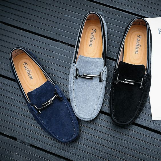 $28.60 <Click to buy> Elegant Horsebit Loafers Urban Men Driving Shoes Luxury