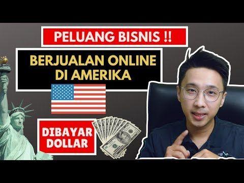 Ini Caranya Mulai Bisnis Online Di Amerika Dari Indonesia Jual Online Dibayar Dollar Amazon Fba Youtube Di 2020 Amerika Jual Online Youtube