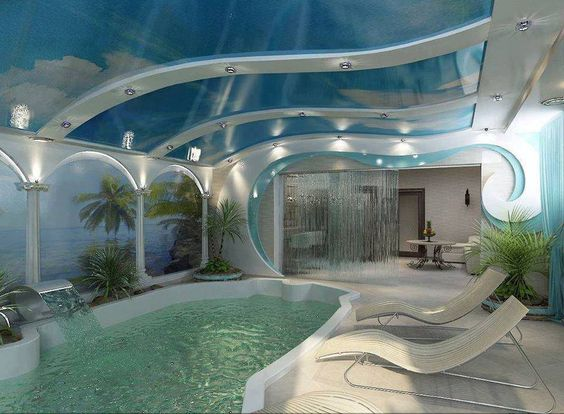 Swiming Pool party !  #Luxe #Luxury #Deco #Design #Fashion #MaisonDeReve #Myfashionlove #Paradise #Glamour