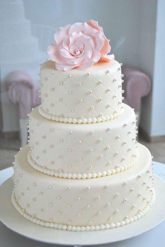 Un gâteau de mariage dont les invités se souviendront ? On a trouvé votre wedding cake ! (36 photos)
