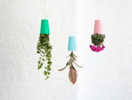 Lampe mal anders = Deko mal anders. :-) Hier gibt es noch mehr außergewöhnliche Deko-Ideen für flippige Typen