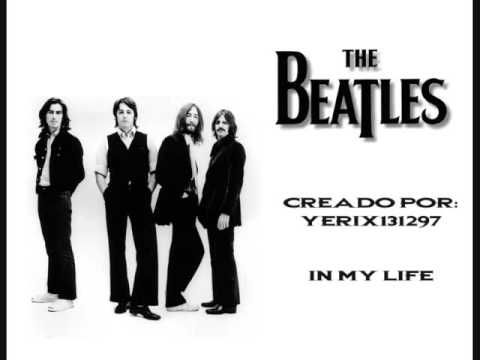 IN MY LIFE - THE BEATLES - Lyrics | MY MUSIC FAVORITES ...
