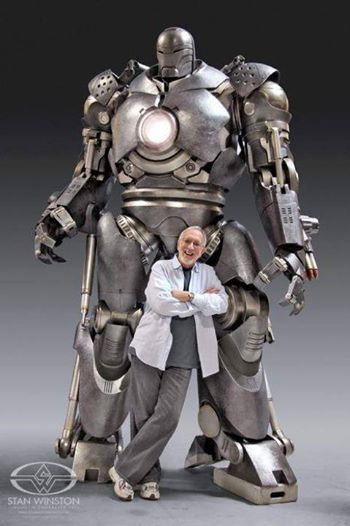 Stan Winston, four-time Academy Award winner, creator of ...