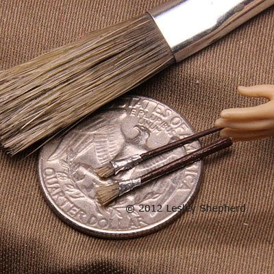 Paint brushes, Brushes and Miniature