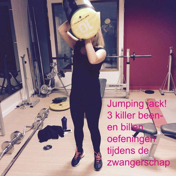 Sporten en actief bezig zijn in het algemeen, heb ik altijd heel belangrijk gevonden. Vroeger was het al iets waar ik mijzelf graag in pushte om het nog beter te doen en als het dan lukte, kreeg ik daar een kick van. Ik was trots. De meeste gymlessen waren dan ook geen straf voor mij, het was meer een uitlaatklep. -> http://www.budgi.nl/gezondheid/jumping-jack-3-killer-been-en-billen-oefeningen-tijdens-de-zwangerschap/
