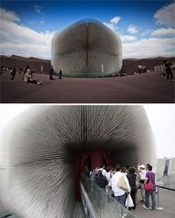 The Seed Cathedral, Shanghai,China.