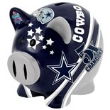 Dallas Cowboys Small Mural Piggy Bank