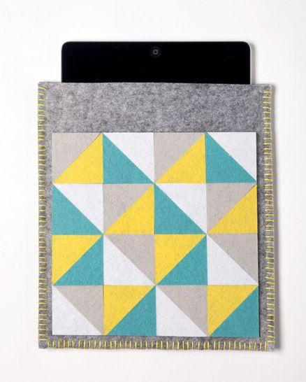 Une pochette pour votre tablette | Artemio Créateur d'idées