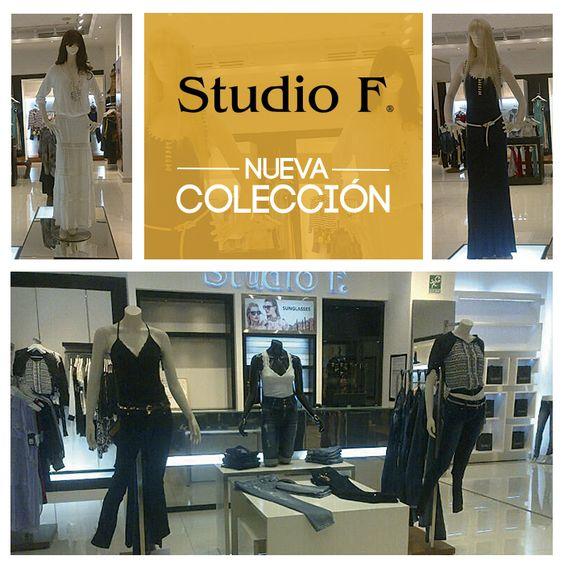 Visita nuestra tienda Studio F Barquisimeto, y disfruta de la nueva colección. Te esperamos