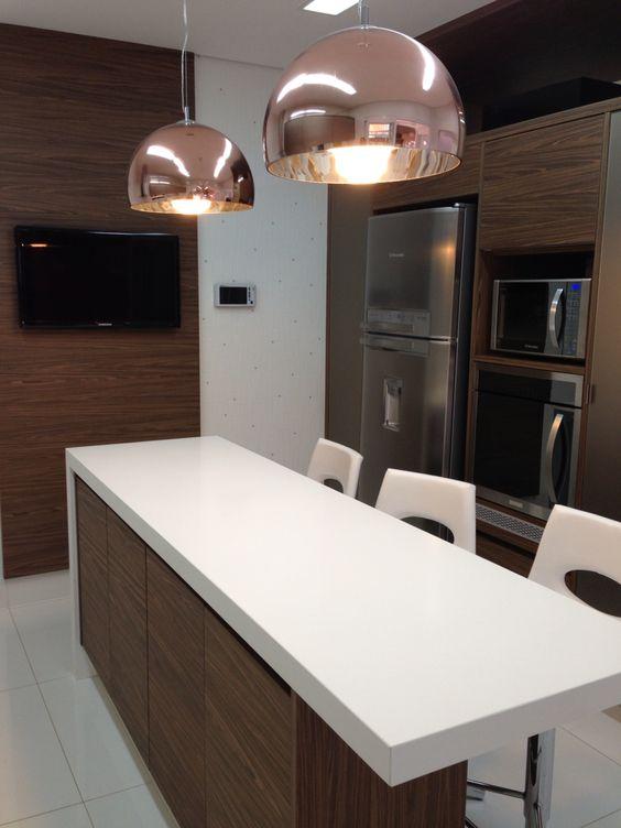 Cozinha Florense - projeto Chris Brasil Arquitetura