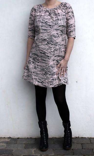 Groovybaby....and mama: Simplicity 3835 - Birch Dress
