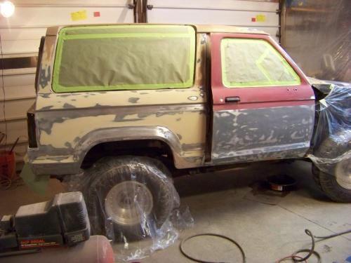 The Junkyard Spare Parts Bronco Ii Bronco Ii Corral Bronco Ii Ford Bronco Ford Bronco Ii