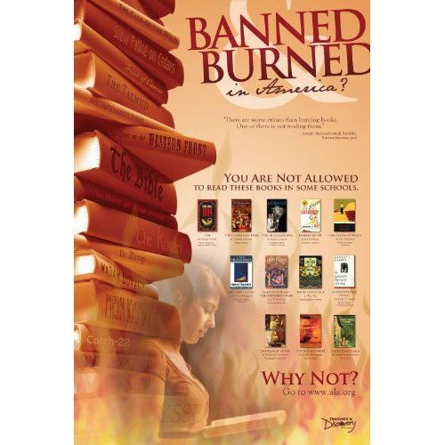 Banned Books Chart