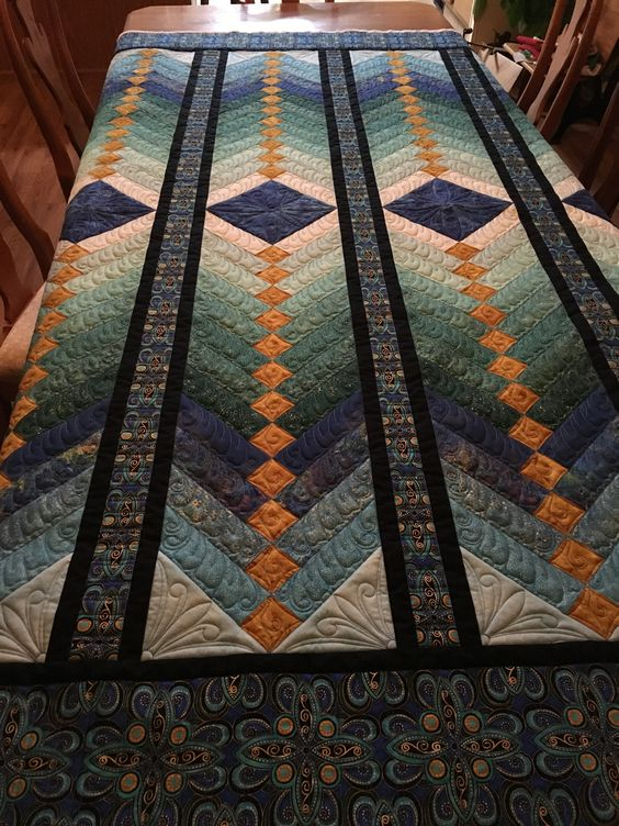French Braid Quilt Quilts To Try Pinterest Quilt