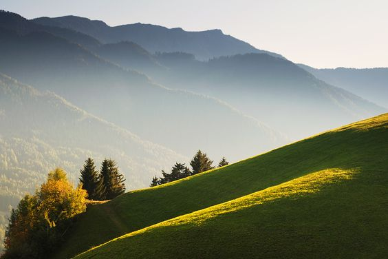 Фотография Mountain meadows автор Daniel Řeřicha на 500px