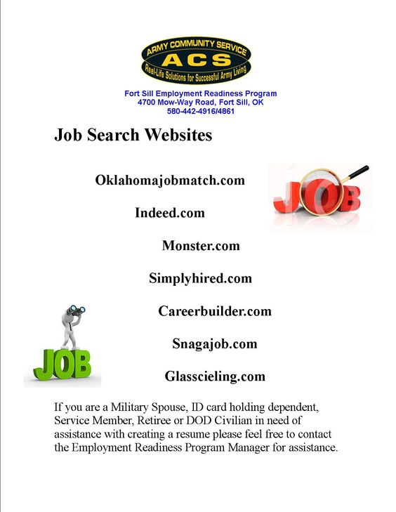 Job Search Websites New to the Area Pinterest - indeed com resume search