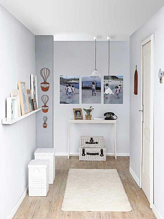 buenas ideas para decorar el pasillo de paso interiores ambientes