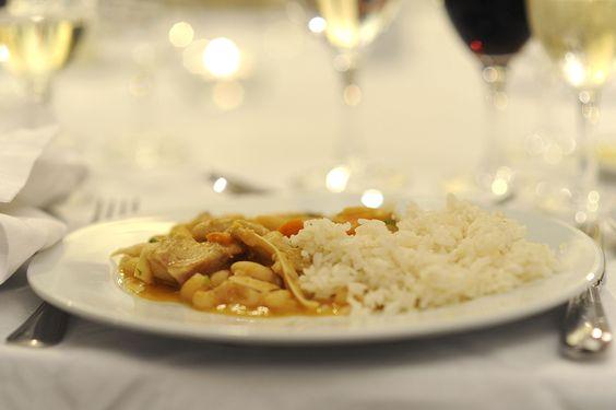 A gastronomia portuguesa é um festival na FIL