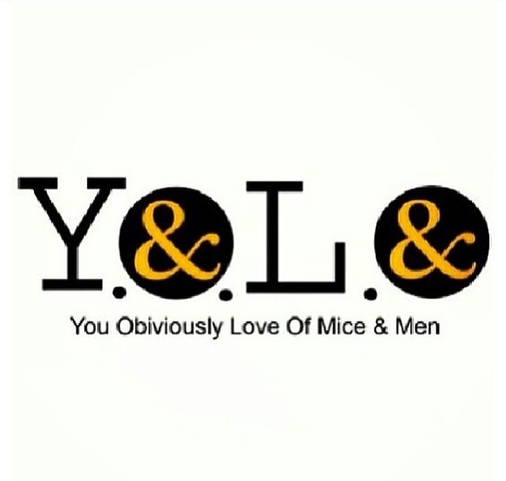 Yolo of mice and men