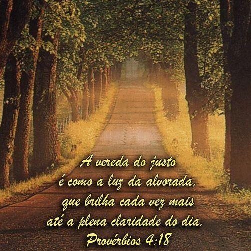 Provérbios 4:18