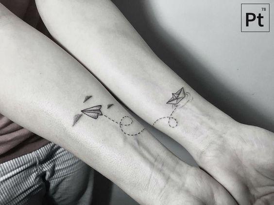 Tatuajes Para Parejas Disenos Y Significados Originales Disenos De Tatuaje Para Parejas Tatuajes De Parejas Tatuajes Romanticos